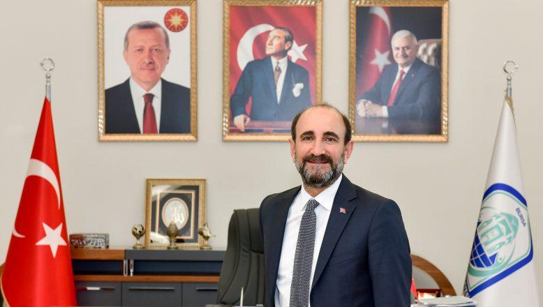 Bursa- Yıldırım Belediye Başkanı Edebali  Karadenizsiad'a Konuk Oldu