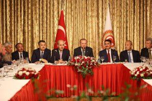 OGC' den Cumhurbaşkanı Erdoğan'a Teşekkür