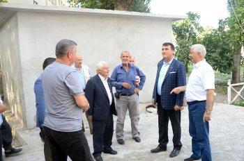 Osmangazi Belediyesinden Camilere Hizmet