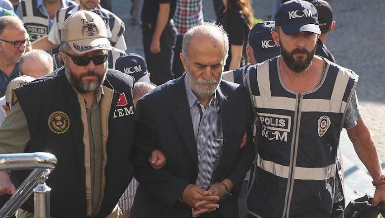 Eski Vali Harput Hapis Cezasına Çarptırıldı
