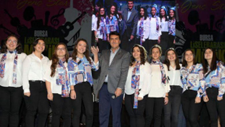 Osmangazi'de Genç Starlar Nefes Kesti