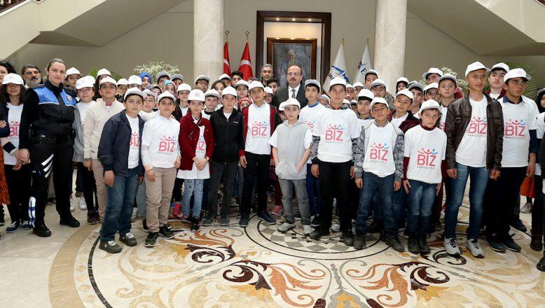 Biz Anadoluyuz Projesi Kapsamında, Bursa Erzurumlu Öğrencileri Ağırlıyor