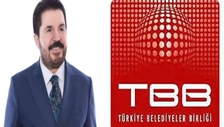 Ağrı Belediye Başkanı Savcı Sayan (TBB) Yönetim Kurulu Üyeliğine Seçildi