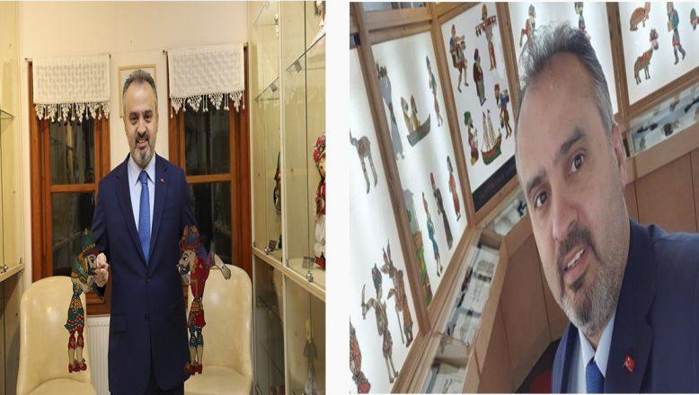 Başkan Aktaş Müzede 'Selfi' Günü Etkinliğine Katıldı