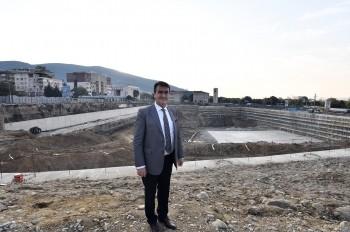 Bursa'nın Gözbebeği Olacak