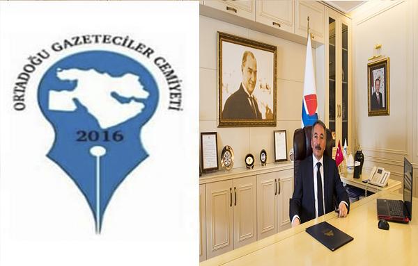 OGC'den Rektör Karabulut'a Kutlama Mesajı