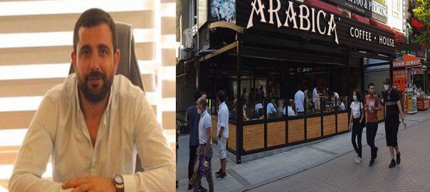 İş Adamı Volkan Barbaros'tan ARABİCA COFFEE HOUSE ile Yeni Bir Atılım